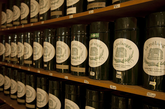 つくばの紅茶専門店ならアリスの茶屋