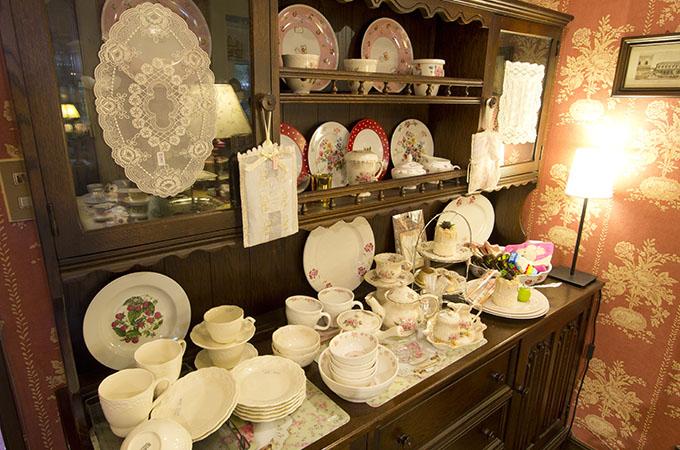 つくばの紅茶専門店アフタヌーンティー|アリスの茶屋